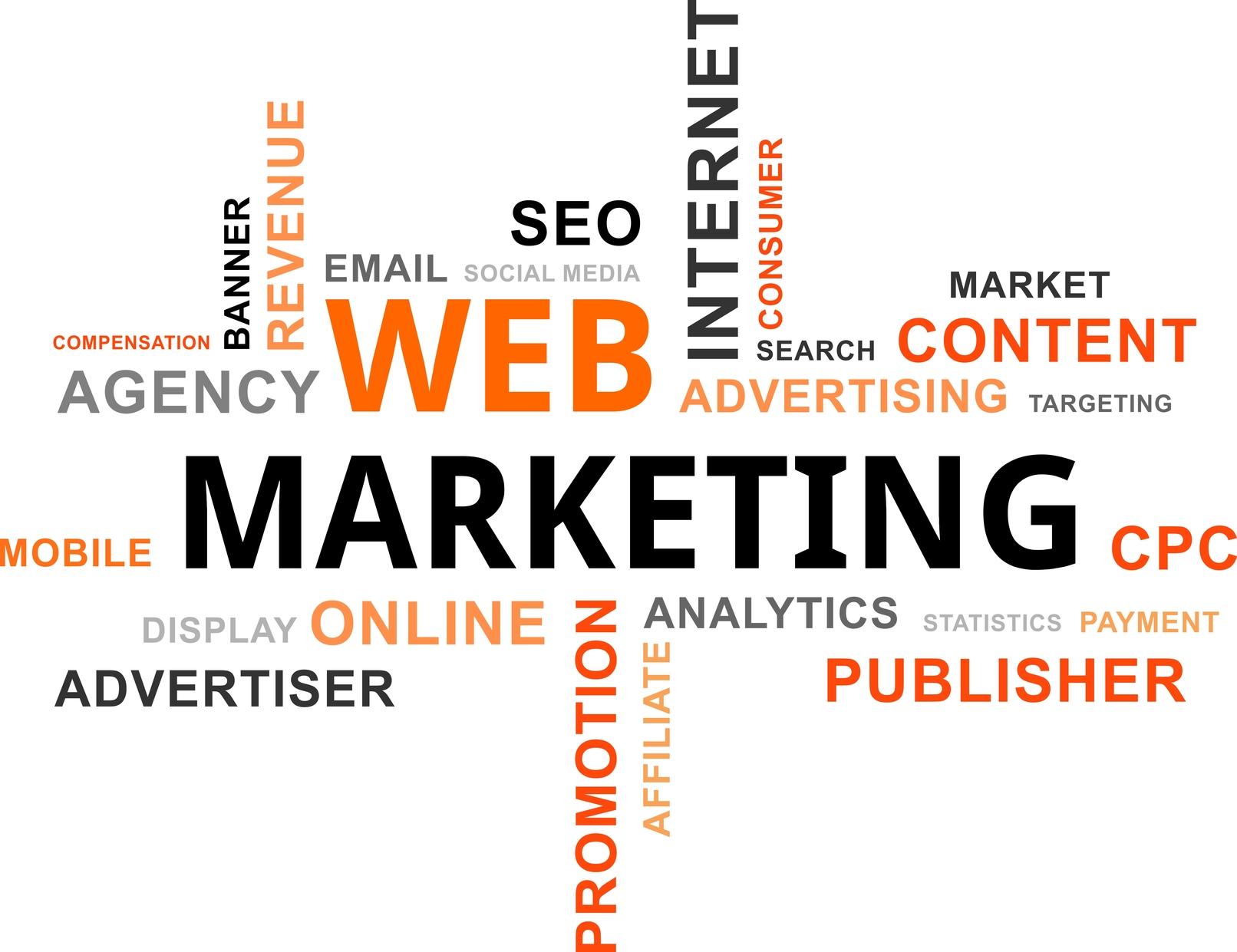 Web marketing Miami