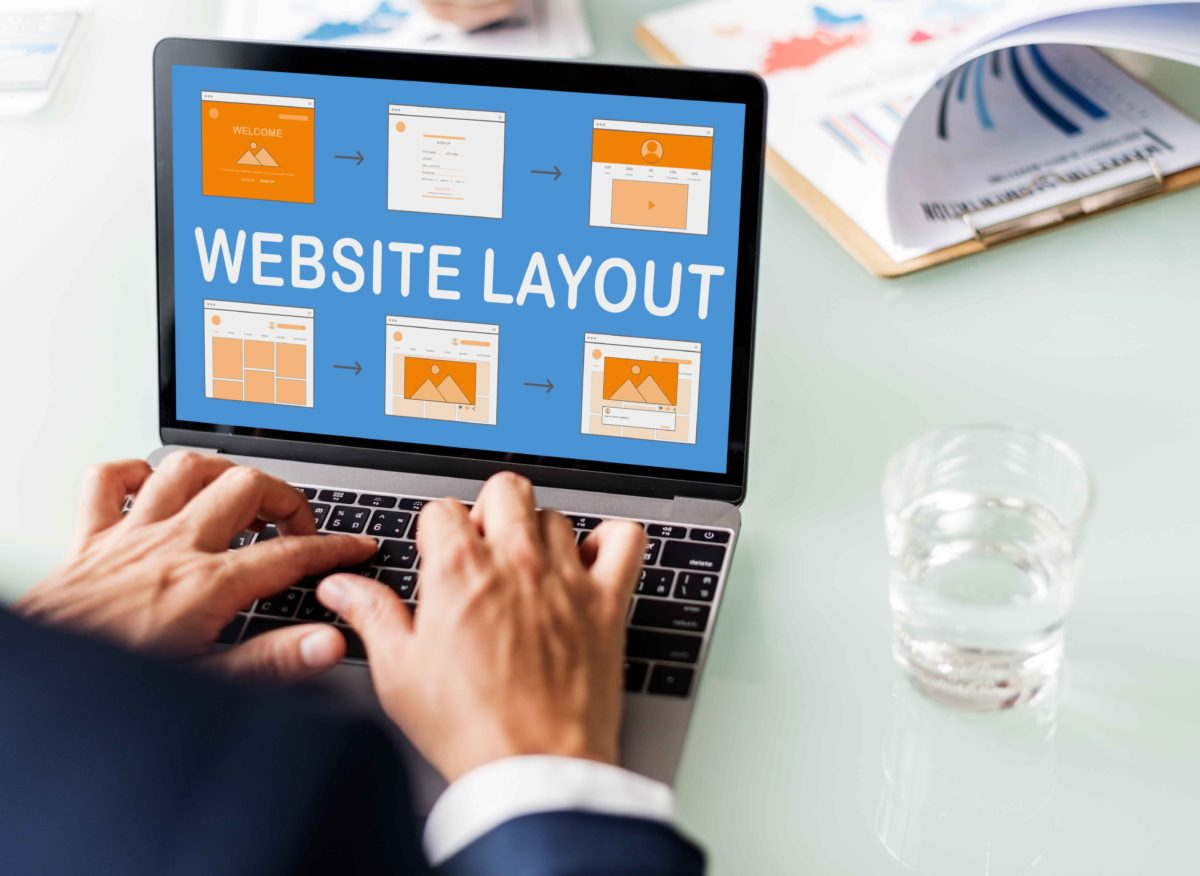 The basic aspects to consider when designing a new website